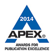Apex Awards for publication excellence