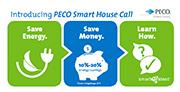 PECO Smart House Call bill insert - VEMA Award